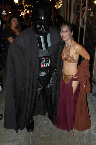 Darth and Daughter