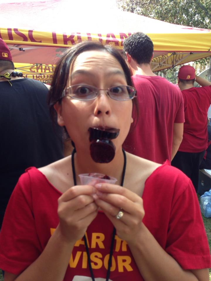 OakMonster.com - sugar-free black cherry jello is gross...