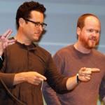 Steven Spielberg J.J. Abrams Joss Whedon Will Wheaton