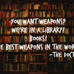 OakMonster.com - Doctor Who - Silence in the Library