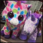 OakMonster.com - Mycroft and Sherlock, my guardian unicorns